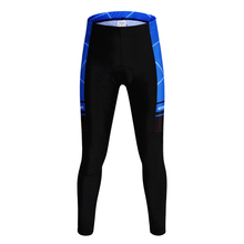WOSAWE 2016 Men's Cycling Pant Bike Bicycle Trouser ciclismo Cycling Trousers Sport Team Pants Blue S-2XL