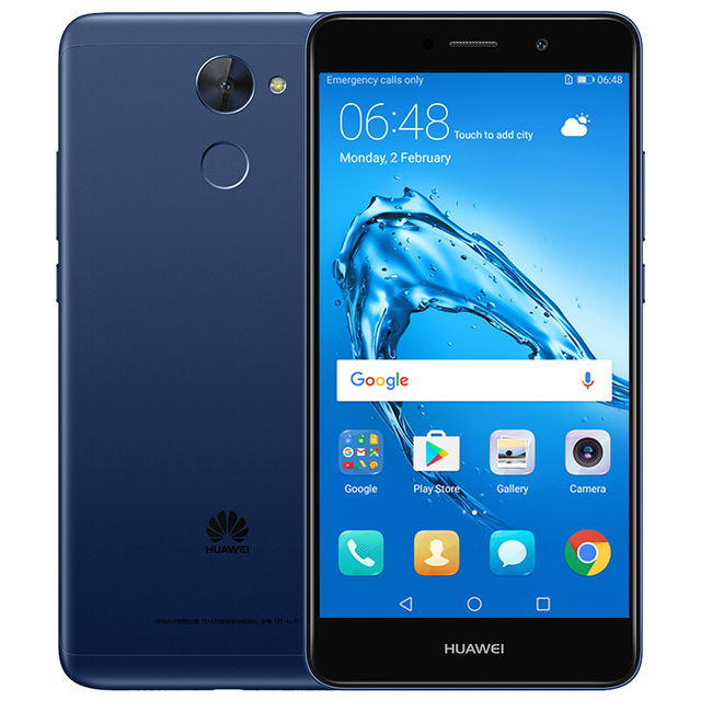 US $135 99 |International ROM HUAWEI Y7 Prime 3/4GB RAM 32/64GB ROM 5 5inch  Snapdragon435 Octa Core Cell Phone Dual SIM Android 7 0-in Mobile Phones