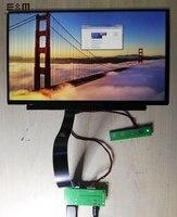 E & M 13,3 дюймов 2560*1440 2 K IGZO экран дисплей DP Дисплей порт драйвер платы ЖК модуль дисплей монитор новый оригинальный