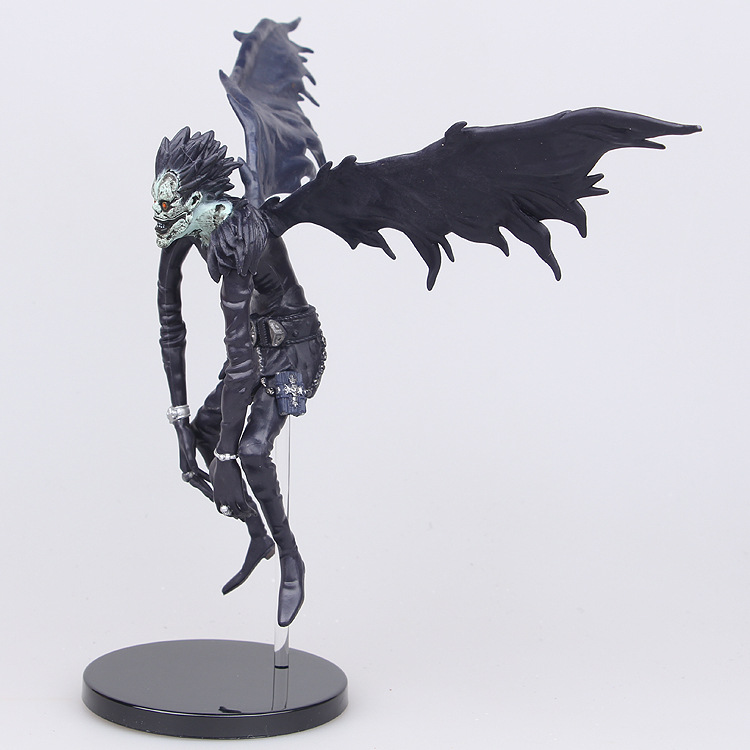 2018 New Death Note L Ryuuku Ryuk Pvc Action Figure Anime Collection Model Toy Dolls 22cm in Action Toy Figures from Toys Hobbies
