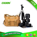 CADEN Camera Bag Dslr Photo Camera Bag Case Shoulder Messenger bag for nikon canon DSLR digital  camera bag Canvas