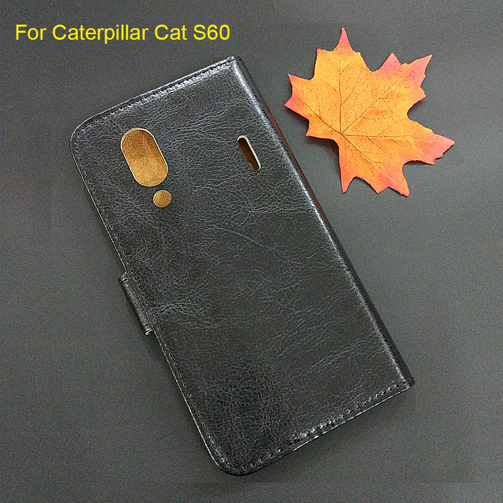 "6 Colors Super!! Caterpillar Cat S60 Case 4.7"" Dedicated Leather Luxury Exclusive Protective 100% Special Phone Cover+Tracking"