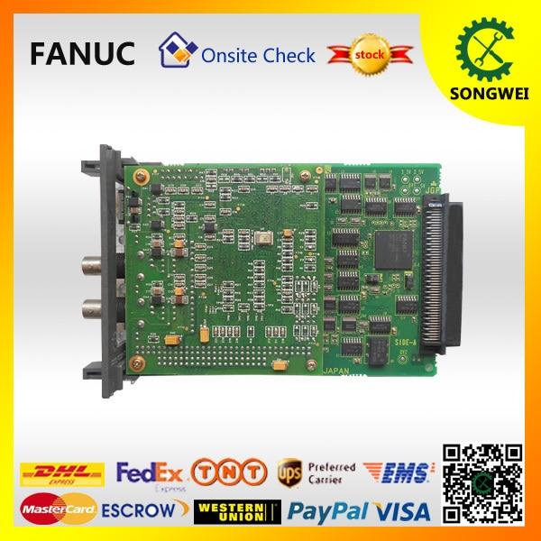 Gerät Net Karte FANUC cnc steuerung pcb leiterplatten A20B 8101 ...