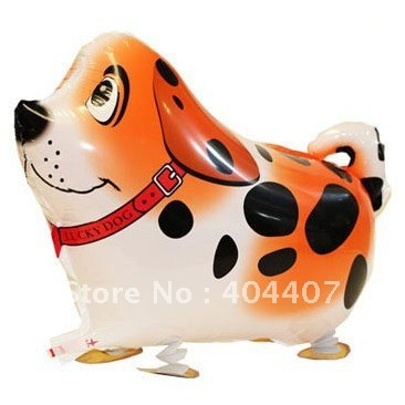 free shipping walking pet balloon,pet balloon,walking balloon,walking animal balloon