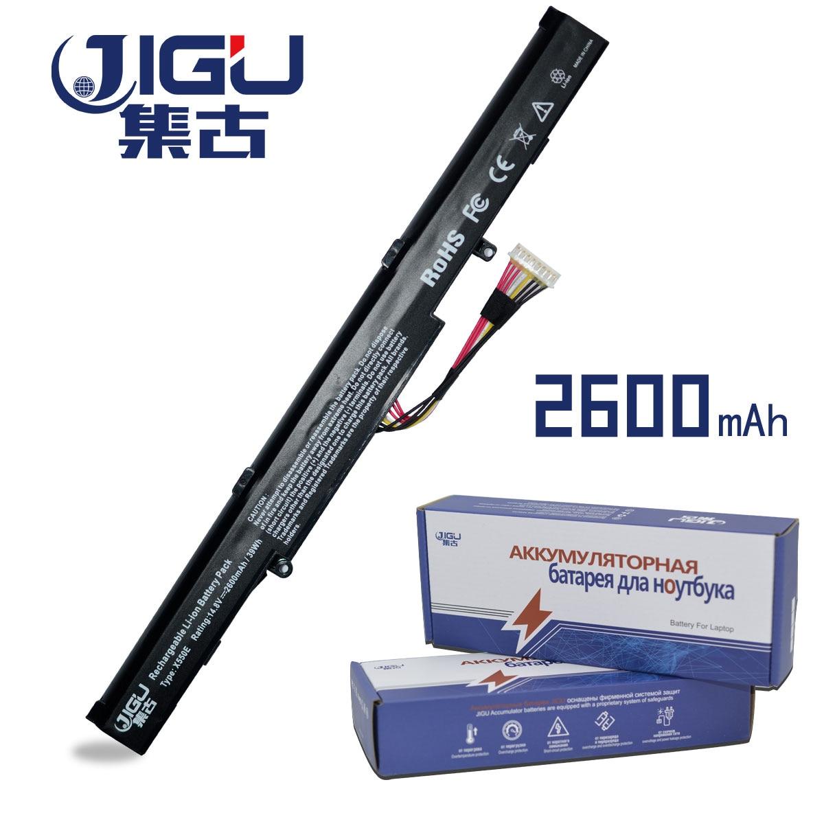 JIGU 2600MAH Laptop Battery A41-X550E For Asus X450 X450E X450J X550DP A450 A450C A450V F450 F450J K450J K550D K550E K751L R752L 4 cell a41 x550e battery for asus r752lj r752ld r752lb r752m r752l r751j x751m f450e x450e x450 x550 x550e x751l x751m page 9