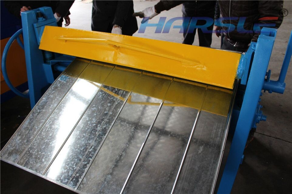 harsle pan box China Jotun Universal sheet metal forming machine