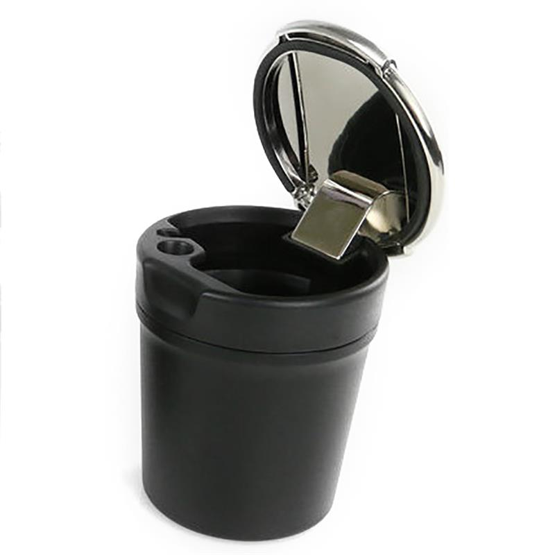 Portable Car Ashtray Original Size Large Flame Retardant Ashtray With Exquisite Workmanship Car Accessories For Audi Q7