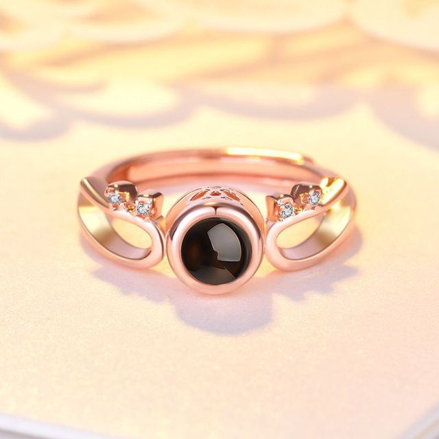 Gold Ring - 3 Styles 5