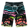 2017 Summer Hot Men Beach Shorts Quick Dry Printing Designer Mens  Board Shorts