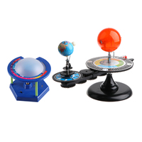 Solar System Model & Star Planetarium Projector Earth Astronomy Sciences Toy for Kids Children