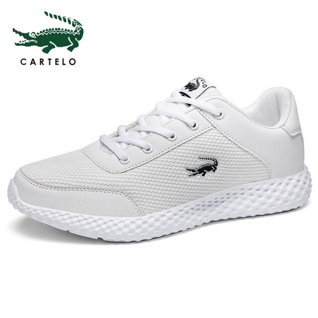 CARTELO Brand Men Fashion Shoes Casual Men Shoes Men Sneakers Black Breathable Shoes 2019 Male Sneakers Zapatillas Hombre 1