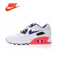 Original Authentic Nike Air Max 90 Essential Men's Running Shoes Sport Outdoor Sneakers Designer 2018 New Arrival 537384 136