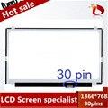 """Испытание 100% хорошо 15.6 """"Ноутбук ЖК-Экран Для Acer Aspire E1-522 M52372 MS2372 СВЕТОДИОДНАЯ Матрица 30 30pins eDP Тонкий 1366*768"""