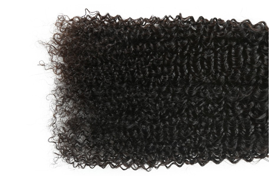 kinky curly weave human hair weave bundles