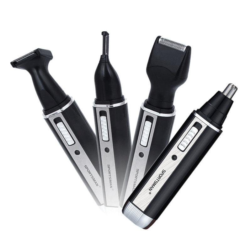 <font><b>nose</b></font> <font><b>trimmer</b></font> 4 In1 Rechargeable <font><b>Electric</b></font> Ear <font><b>Nose</b></font> <font><b>Hair</b></font> <font><b>Trimmer</b></font> Beard Eyebrows Removal Shaver flawless <font><b>hair</b></font> remover