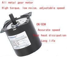 Gear reduction synchronous / AC motor B80KTYZ 220V