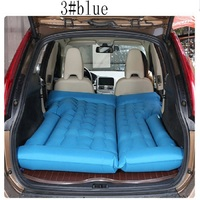 rete 180*130cm Universal Car Travel Bed Cushion Seat Cover Air Travel Mattress Inflatable Bed waterproof for SUV