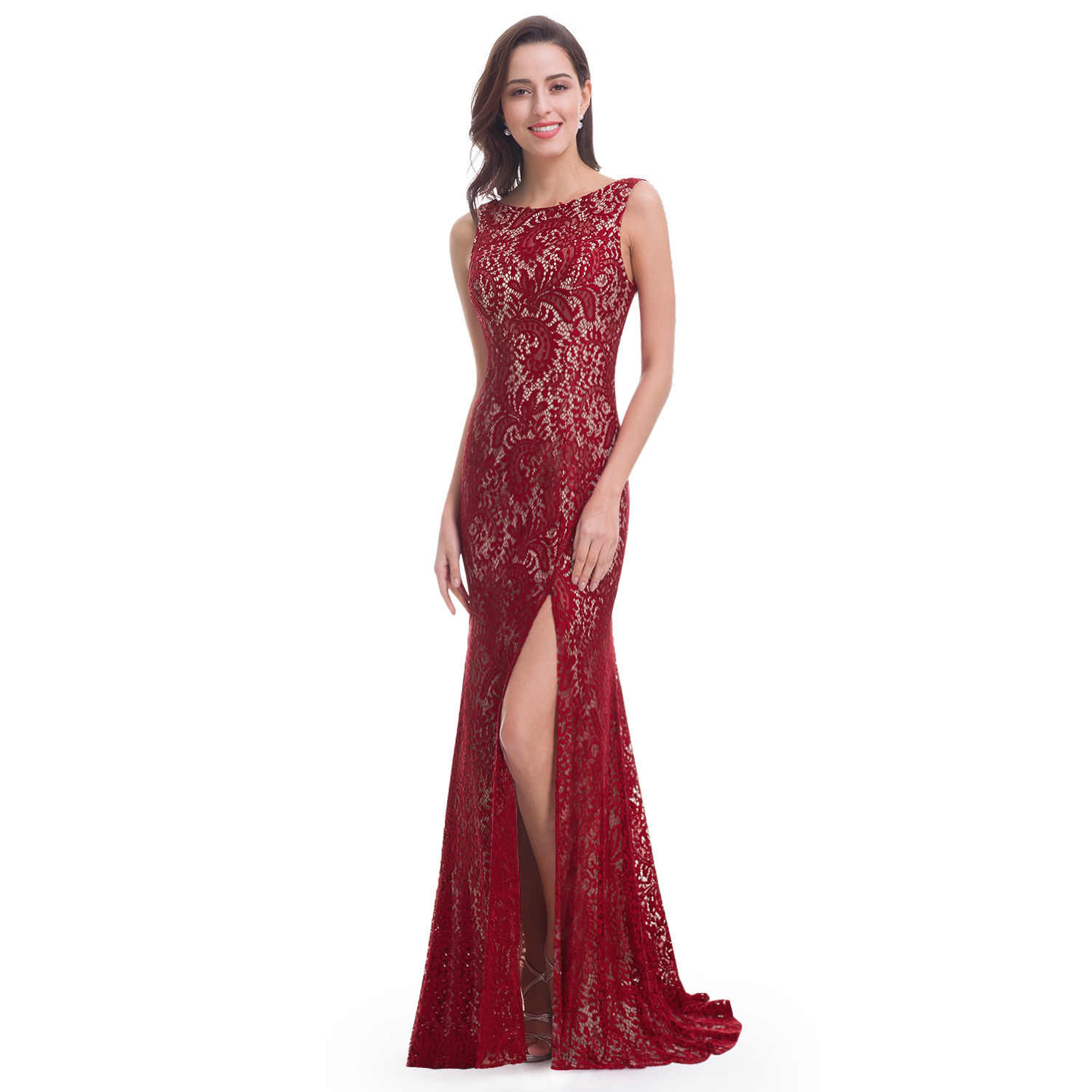 3e7bddc7af Detail Feedback Questions about Fashion Bridesmaid Dresses Long Ever ...