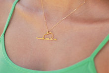 Hollow Le Petit Little Prince sign Necklace Outline Animal Lucky Origami Elephant in a Snake Love fairy tales necklace jewelry
