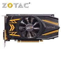 ZOTAC Original GeForce GTX 650 Ti 1GD5 Video Card 128Bit GDDR5 Graphics Cards For NVIDIA GTX650