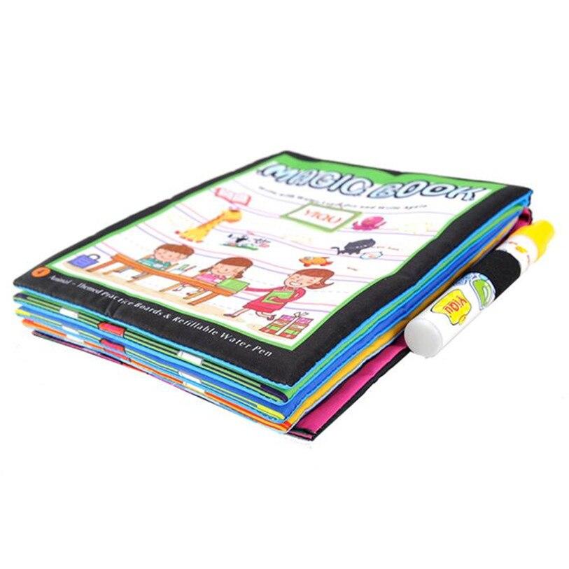 Caliente Magic Water dibujo libro para colorear Doodle Magic pen ...