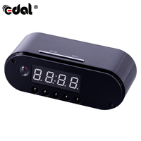 Z10 1080P Mini Table Clock Camera Alarm Setting Mini Camera IR Night Vision Wifi Cam IP Clock Camera Mini DV DVR Camcorder sz03