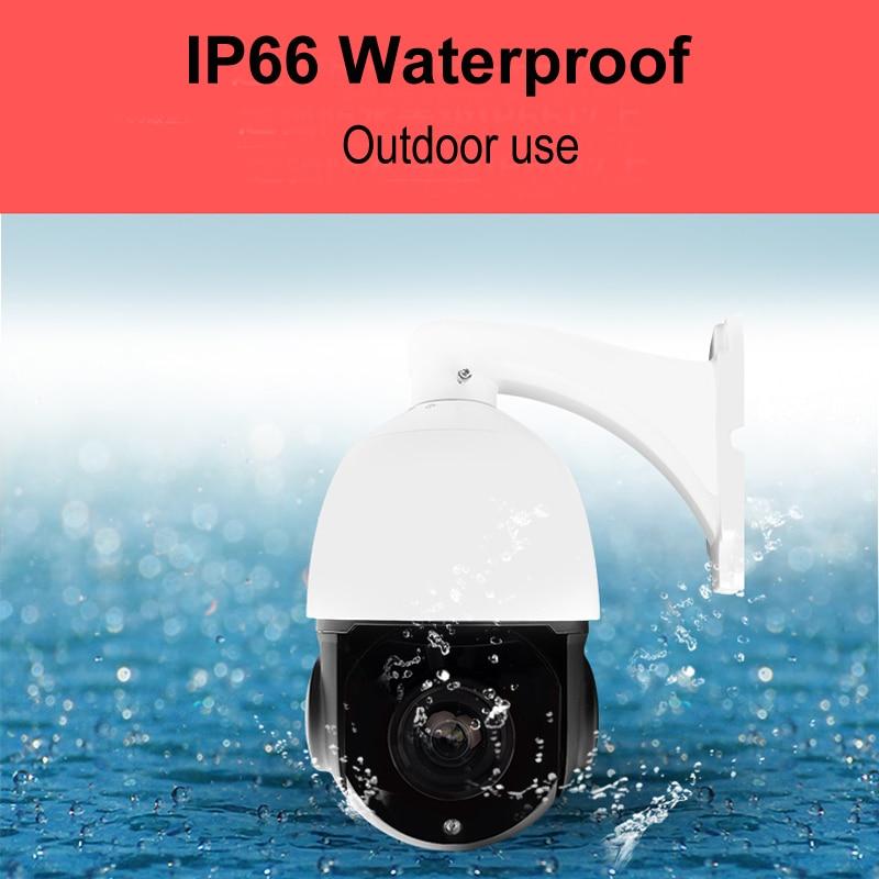 SONY IMX335 mini 5MP 2MP vanjska Onvif mreža H264 H.265 POE IP PTZ - Sigurnost i zaštita - Foto 4