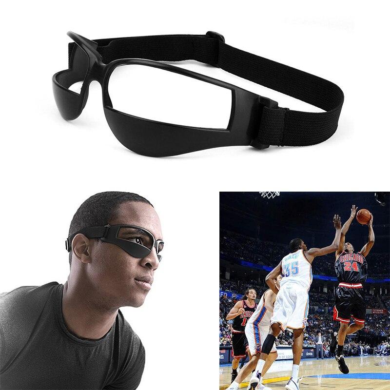 Heads Up Basketball <font><b>Sports</b></font> Training Glasses Eyewear Dribble Dribbling Specs Goggles Basketball Training <font><b>Supplies</b></font>