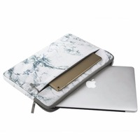 MOSISO 2017 New 13 13 3 Inch Fashion Canvas Fabric Laptop Sleeve Bag For Macbook Pro