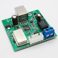 Wholesale New USB SPDIF Coaxial I2S Processor SA9023 Chip Supports 24bit 192KHz Amzing Board Assembled Board