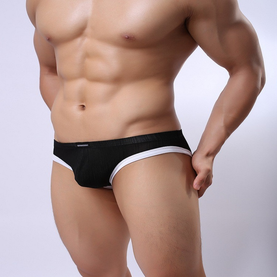 Men's backless thongs, men's backless pouches, c-ring backless pouches. The sexy feel and look of a thong without a back strap, just the elastic around the back.