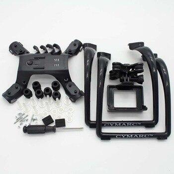 цена на MJX Plastic RC Drone Aircraft Landing Gear Undercarriage Protection Set for MJX B2C B2W Legs Bugs 2 Spare Parts hi