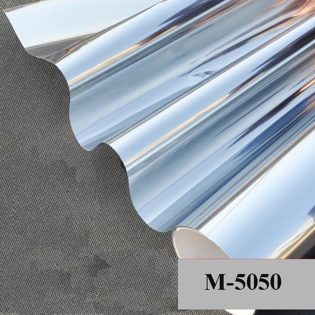 50 cm 120 cm finestre A Soffitto sun isolamento pellicola a specchio ...