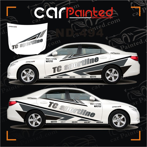 Custom Car Stickers Kamos Sticker - Car window stickers printing