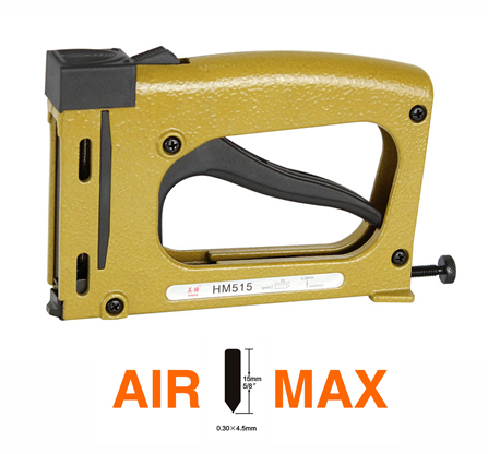 Manual Picture Frame Stapler Gun HM515  With 1000pcs Nails (not Include The Customs Tax)