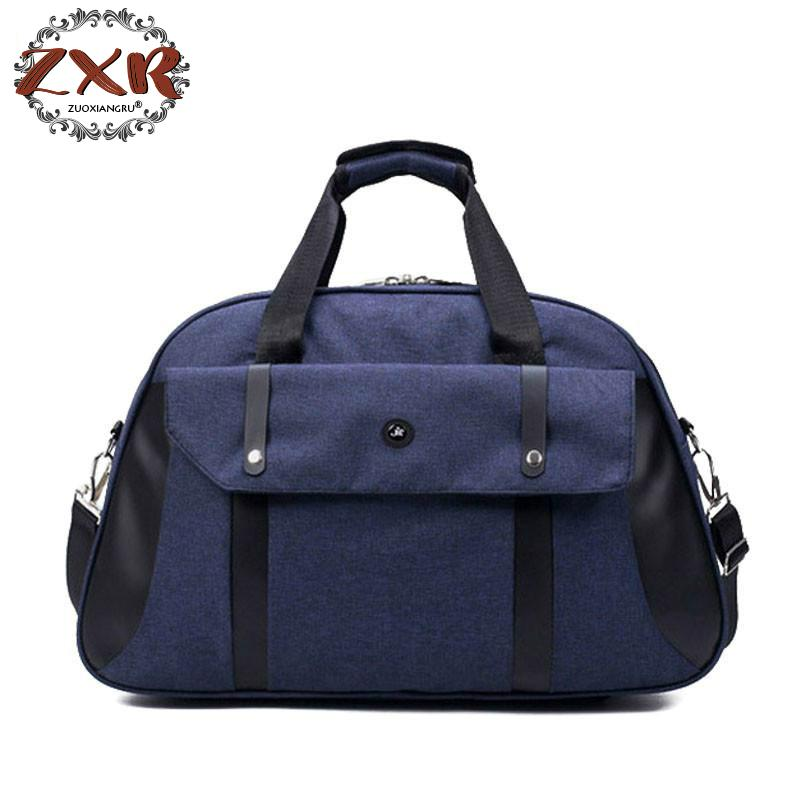 Zuoxiangru High Quality Waterproof Travel Duffle Men Women Bags Shoulder Handbag Large Capacity Traveling Handbags