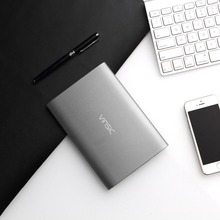 Vinsic 20000mAh Power Bank Dual USB External Battery Charger Packup Battery for iPhone X 8 8 Plus Sumsung Xiaomi Huawei HTC