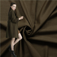 Good 150 50cm 1pc Dark Green Wool Fabric Cashmere Fabric Coat Fabric Sewing Material For DIY