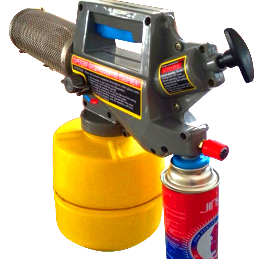 mini thermal fogging machine for home use light on hand Sprayers     - title=