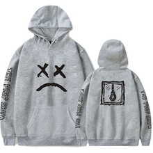 LUCKYFRIDAYF 2018 Lil Peep Spring Women/Men Hoodies Sweatshirts Long Sleeve Print Hip Hop Hoodies Casual Clothes Plus Size
