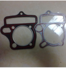 Motorcycle engine modification necessary accessories 125 140 cc horizontal 54mm special cylinder head gasket