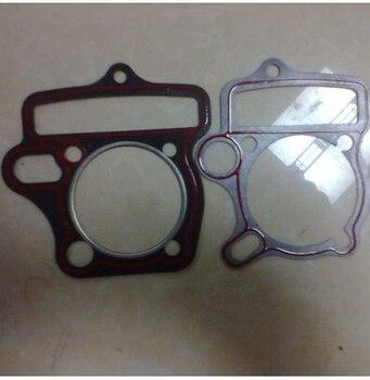 STARPAD para la modificación del motor de la motocicleta accesorios necesarios 125 140 cc horizontal 54mm junta especial de la cabeza del cilindro