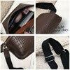 CROWDALE Women bag crocodile multicolor messenger chest bag clutch female Pu leather handbag cross body bag Fashion high quality Luggage & Bags