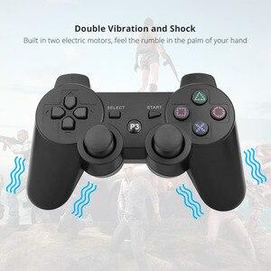 Image 5 - Voor SONY PS3 Controller Bluetooth Wireless Gamepad Controller voor PlayStation3 Gaming Controller Dubbele shock Dualshock Joystick