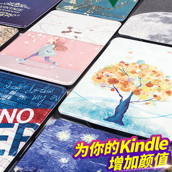 Smart PU Leather Case For Amazon Kindle Paperwhite 4 eReader Magnetic Waterproof Cover Funda Kindle Paperwhite 4 2018 Release adsorption protective pu leather case for amazon kindle paperwhite purple