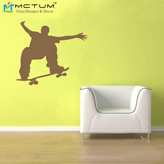 Magnificent Skateboard Wall Decor Gift - Wall Art Design ...