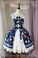 2019 Chinese style original Lolita dress lolita daily skirt student Jsk dress available in two colors
