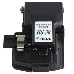 Free shipping Wholesale price, high precision Optical fiber cutter HS-30 optical fiber fusion cleaver