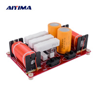 AIYIMA Subwoofer Crossover Professional Audio Fever Car Frequency Divider Active Speaker Filter DIY For Home Theater