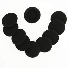 5 Pairs of Black Foam Ear Pads Cover Cushion Earmuffs Replacement Repair Parts for Sony MDR-NC5 Headphones(China)